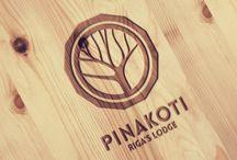 Pinakoti Lodge / Logo Design & Website