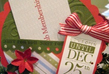Gift card holders & Tags