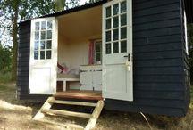 Shepards hut