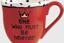Mugs addict... / by Liza Bonilla