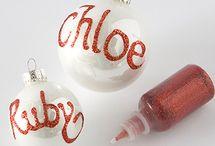 diy - karácsonyi dekor