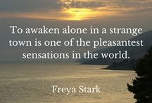Travel quotes / Travel quotes that will inspire you to travel more often.