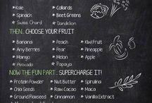 Smoothie Recipes / by Gpa