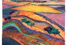 Art quilts / by Pam May
