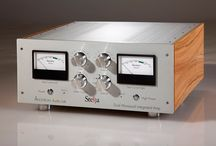 High End Amplifiers