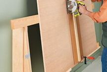 Wood working shop ideas