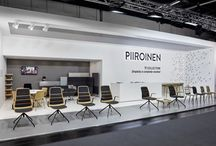 Messukuvia / Chairs, Pi, Fair, Interiordesign, Design