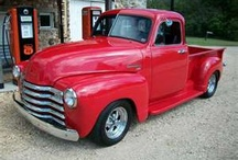 Old Trucks and Cars / by Vicki Baker