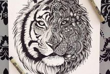 Tetováááníčko / Moje inspirace pro tetování
