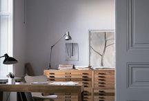 Interiors: Studio / by Griffin McCabe