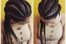 Protective Hairstyle Ideas