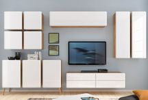 Jasne wnętrza | Bright interiors / #wnetrza #interior #light #white #breige #decoration #meble #furniture #inspiration #home #livingroom #dom #salon #sypialnia #bedroom