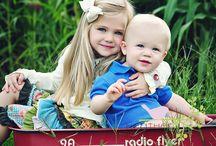 Сестра и брат