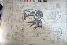 Singer 29K