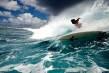 the green room / surf photography / by Sally May Mills