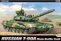 Academy, 1/35, Military Vehicle kits