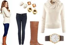 Fashion Inspiration / by Megan Rosten
