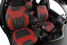 INDIVIDUAL collection / Photos of car seat covers from INDIVIDUAL collection.