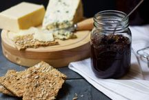 Ocado: Cheese & Chutney / From a ploughman's lunch to a dinner party cheeseboard, the sweet-sharp combination of cheese and chutney is perfect for humble snacks and fancy parties alike. Learn how to make the most of the two here. / by Ocado