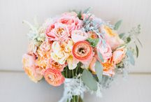 Beautiful Bouquets / Some inspiration for the flowers on your day!