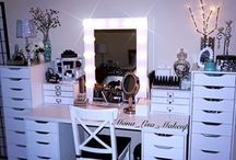 makeup vanity dream