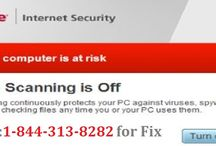 Fix To McAfee Real Time Scanning Not Working Issue