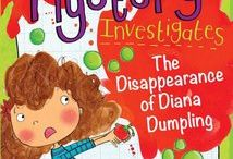 Book Series at a 3rd Grade Reading Level