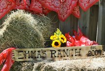 50th Birthday Barn dance ideas