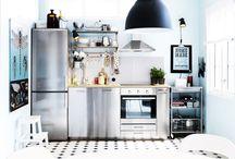 Kuhinje / Tražiš recept za pravu kuhinju za sebe? Izložili smo mnoštvo stilova uz popis sastojaka koji su ti potrebni za postizanje pravog izgleda. / by IKEA Hrvatska