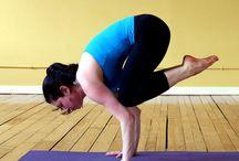Yoga ja treenit