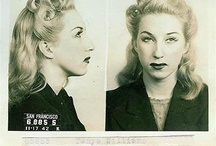 vintage mugshots