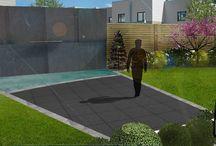 Ogród przydomowy / projektowanie i zakładanie ogrodów