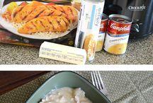 Crockpot Recipes / by Lindsay Loveless