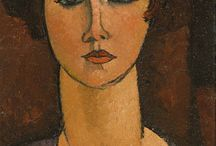 Figure Modigliani