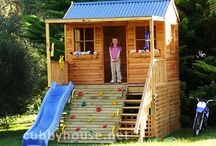 Jack and joshie's cubby / by Anna-Mieke Mulholland