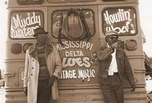 Muddy Waters and Howlin' Wolf Bus Tour | [photographer unknown]