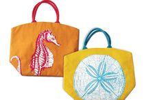 Swimwear/Beach Bags / by Katie Chumbley