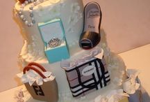 Fashion / cakes & cookies for shopping/shoes/jewels/jewellery box/handbags/hair-make up/hats/perfume bottles/...