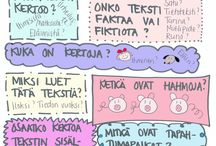 Teaching Finnish language