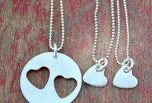 Metals-stamping, etching, recycled & more / by Sarah Hamlin