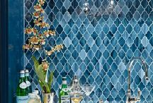 moroccan tile backsplash kitchen