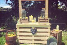 Drink & Food Wedding Stations / 0