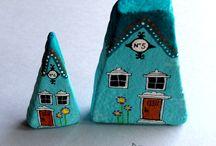 Teal houses 2