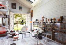 Salon / Living Room / wnętrza
