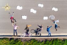 Drone Photography & Videography / All about that aerial perspective! / by TréCreative Film&Photo