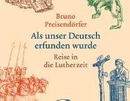 Bücher LutherJahr 2017