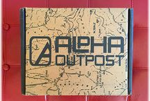 """Alpha Outpost / About: """"The best monthly subscription box for men."""" For full subscription box reviews, visit http://musthaveboxes.com."""