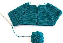 tejido a crochet 2017