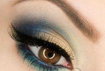 Make-up očí / Chcete se naučit nové líčení? Naučím vás to krok za krokem. Více info www.pinkladies.wbs.cz