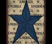 Americana Artwork and Home Decor
